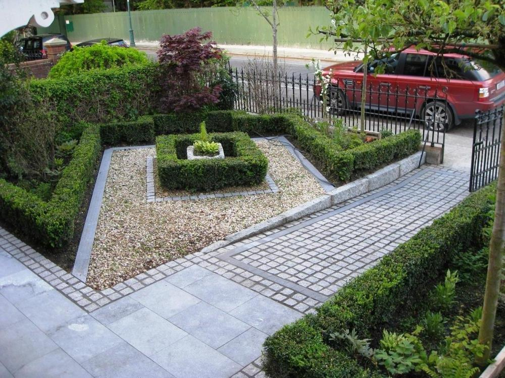 Spiering Co Front Garden Designs